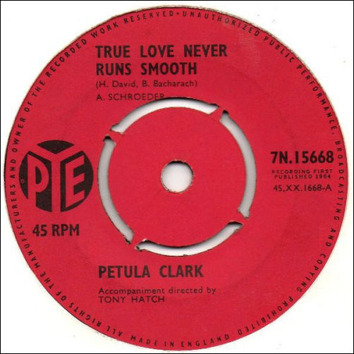 True Love Never Runs Smooth (1964)