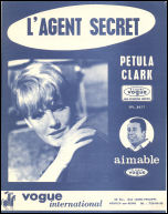 L'Agent Secret French sheet music