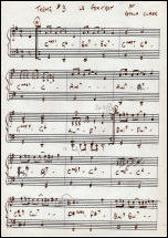 Le Foxtrot sheet music