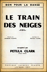French sheet music