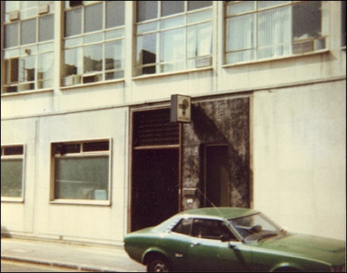 ATV House / Pye Studios on Great Cumberland Place (1970s)