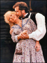 Petula Clark (as Abigail) and Clive Carter (as Kane) in Someone Like You performing I Am What You Need