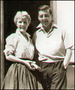 "Petula and Joe ""Mr. Piano"" Henderson"