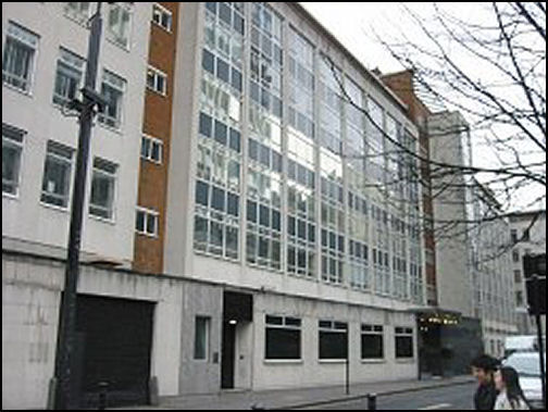 ATV House / Pye Studios on Great Cumberland Place (2000)