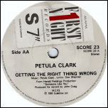 Getting The Right Thing Wrong UK single release