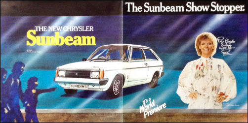 The Sunbeam Show Stopper